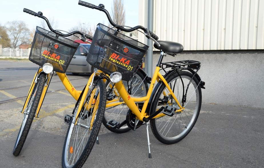 Factory bike – Economy-friendly solution