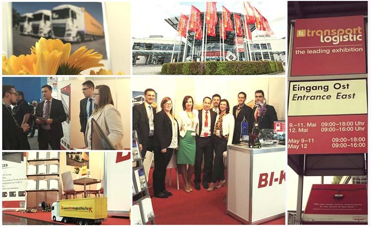 A great success for BI-KA Logistics