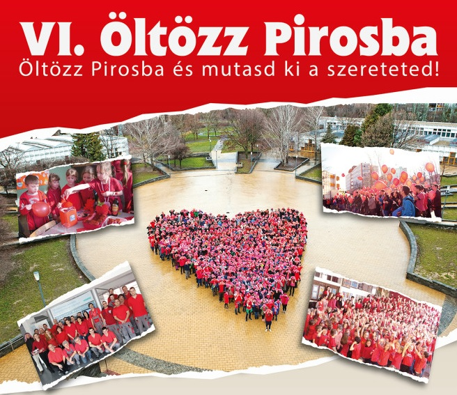 öltözz pirosba